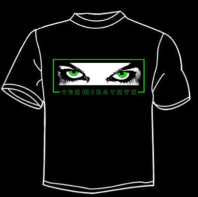 Limited Edition Terminatryx T-shirt