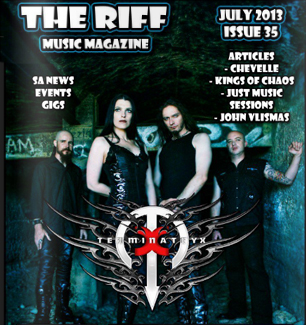 The Riff Magazine Terminatryx